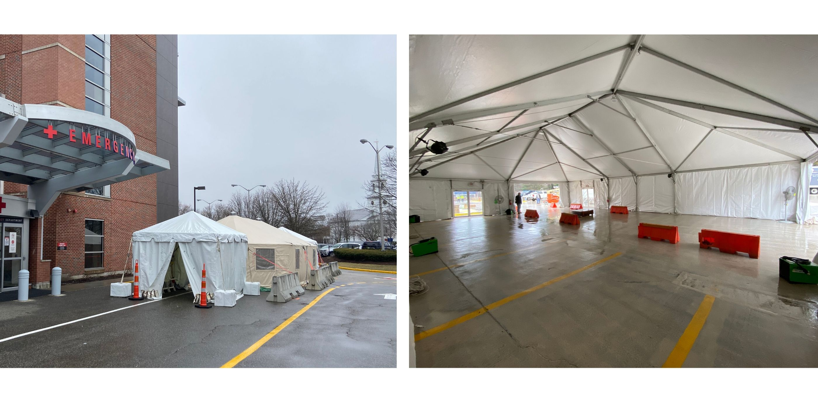 Emergency Medical Tents